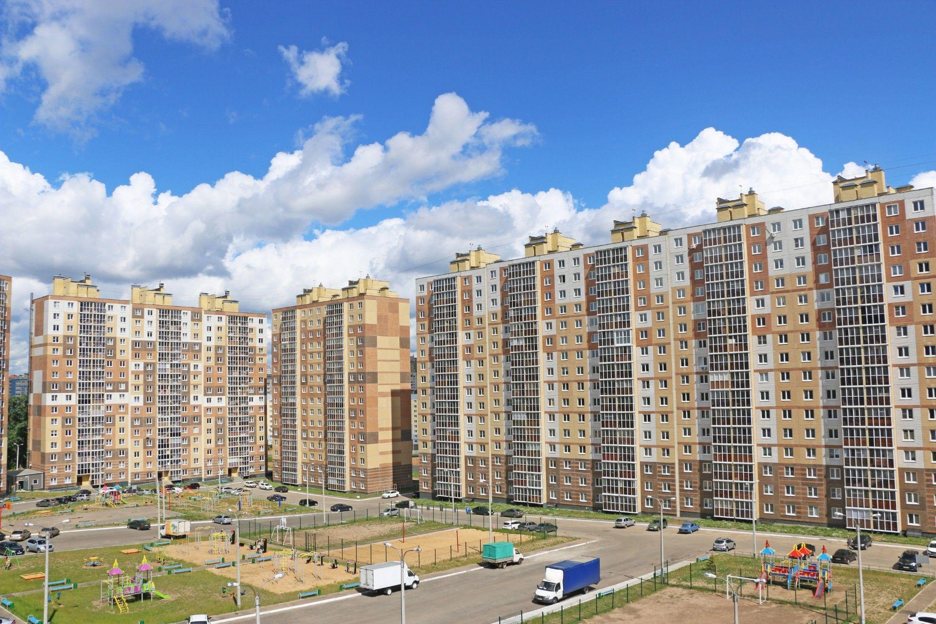 жилой комплекс Ясная Поляна