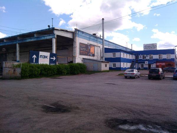 Офисно-складской комплекс на ул. Омская, 146