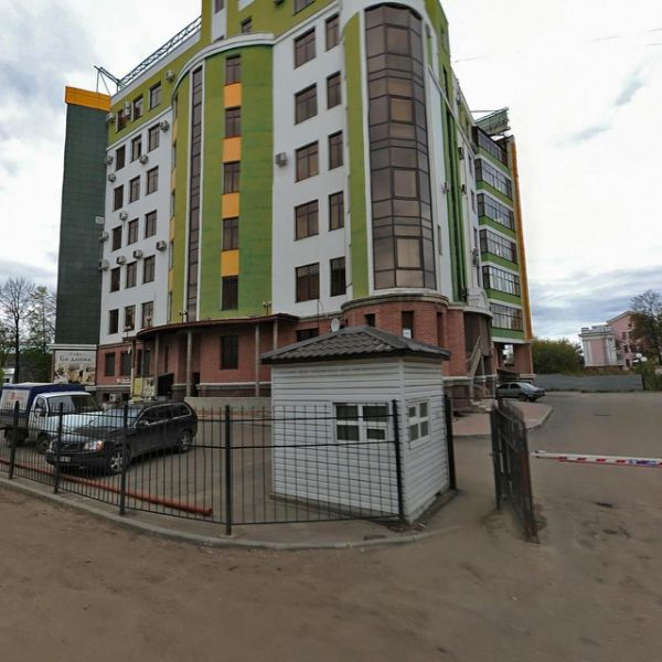 Бизнес-центр на ул. Карабулина, 33