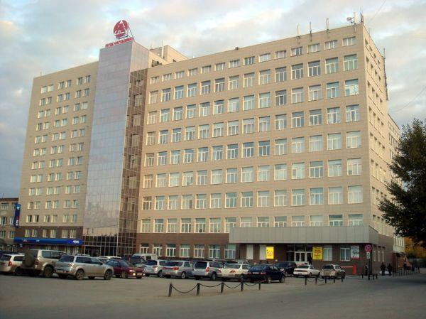 Деловой центр НЛК-Альянс