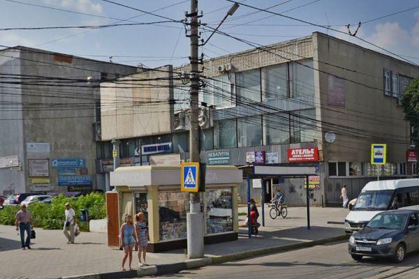 Торгово-офисный комплекс Дом быта