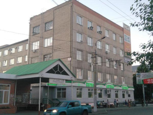 Офисное здание на ул. Ленина, 5