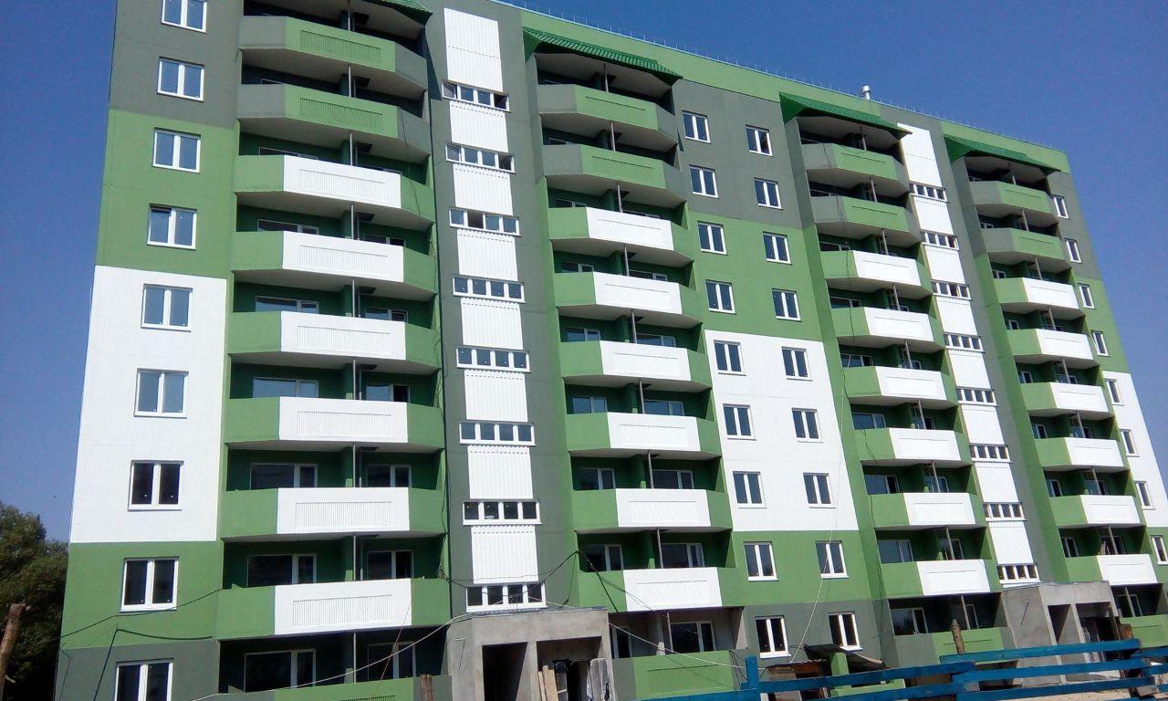 жилой комплекс по ул. Анри Барбюса