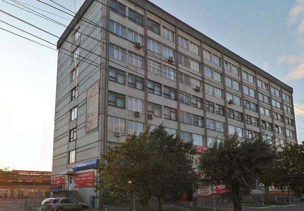 Бизнес-центр на ул. Маерчака, 3