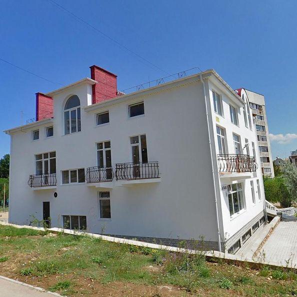 Отдельно стоящее здание на ул. Дмитрия Ульянова, 1А