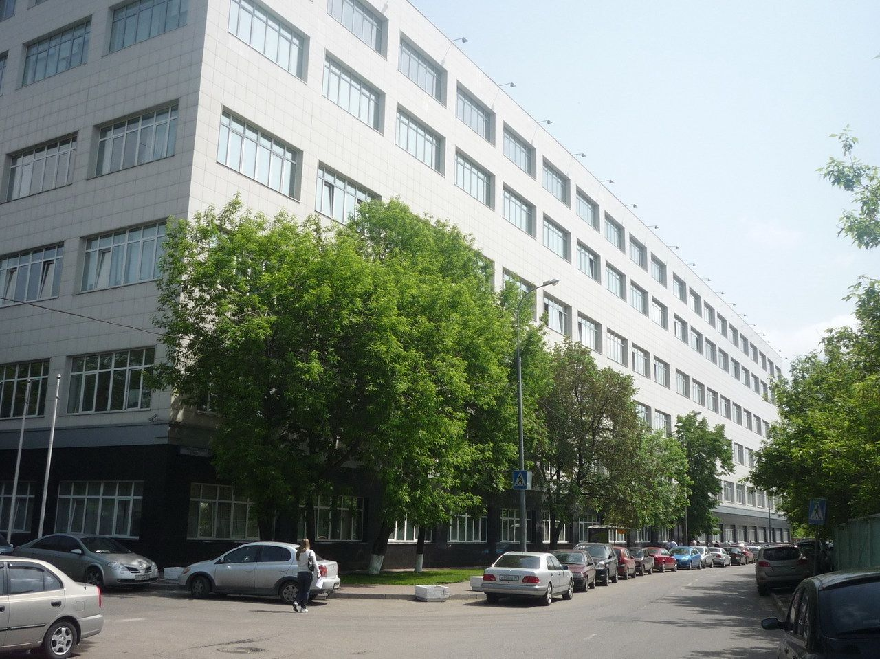 Коммерческая недвижимость Новохохловская улица аренда коммерческая недвижимость левый берег