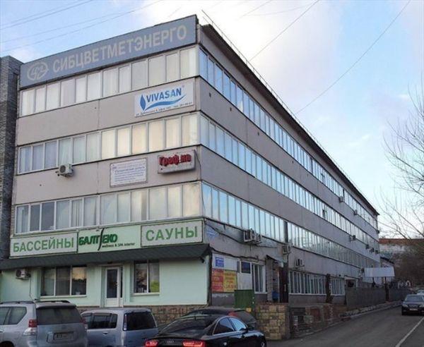 Офисный центр на ул. Дубенского, 4