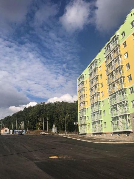 2-я Фотография ЖК «Жилой дом в Авдоне»