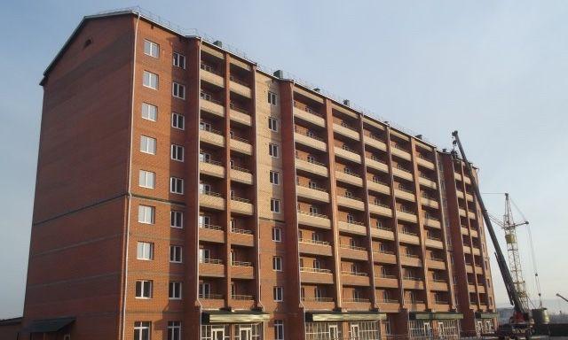 жилой комплекс 3-ий Микрорайон