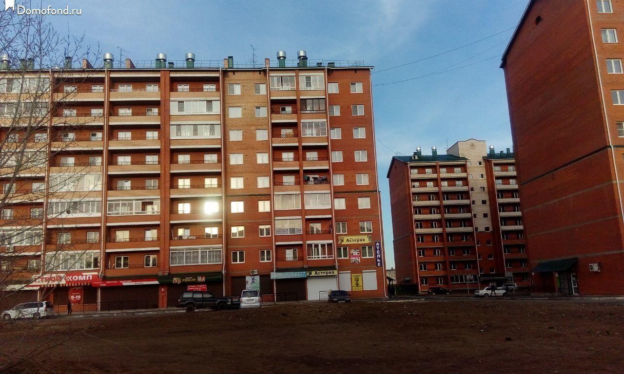 продажа квартир 3-ий Микрорайон