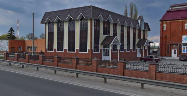 Отдельно стоящее здание на Московском шоссе, 5А