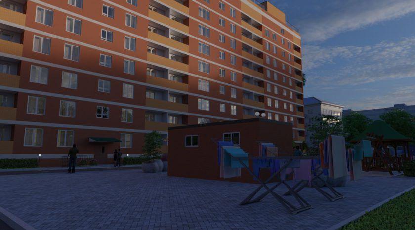жилой комплекс Байкальский