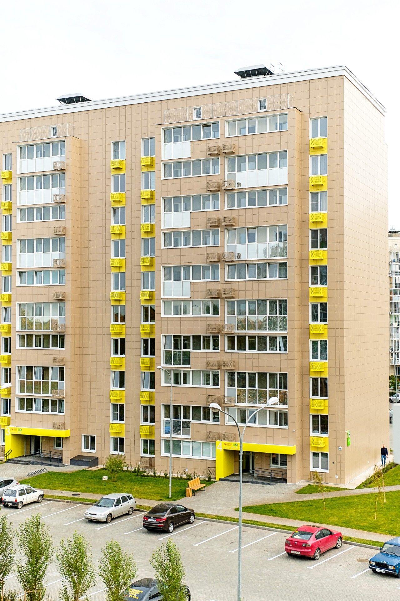 жилой комплекс Южный Бульвар