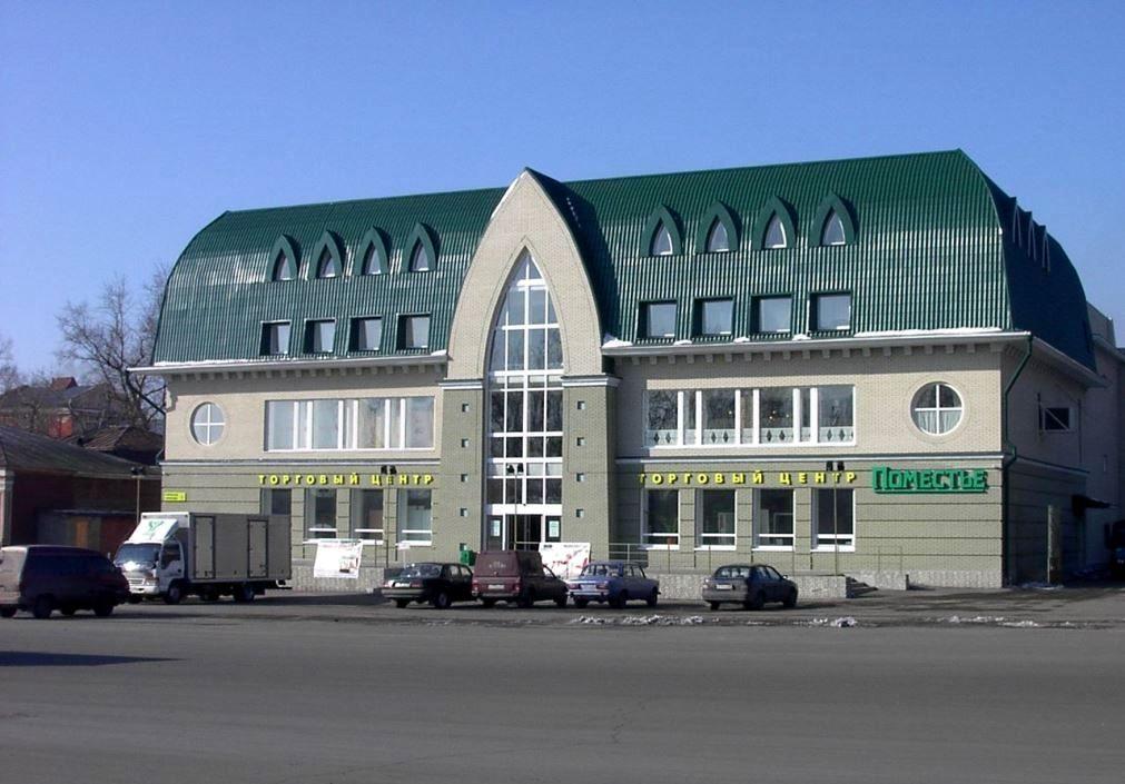 ТЦ Поместье – аренда и продажа торговых помещений в Торговом центре ... ac47ac05993