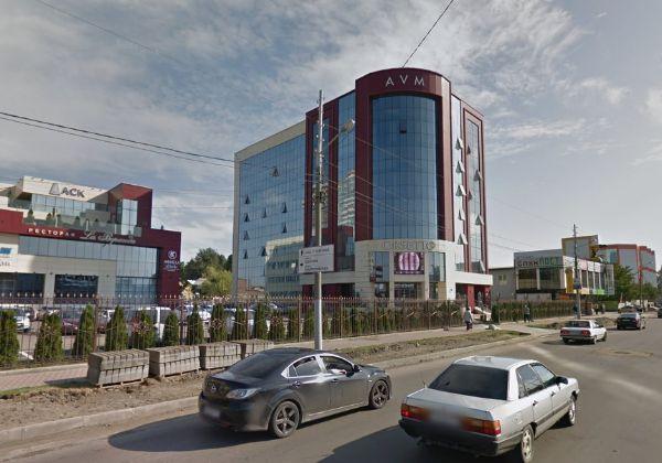Торговый комплекс на ул. Уральская, 77