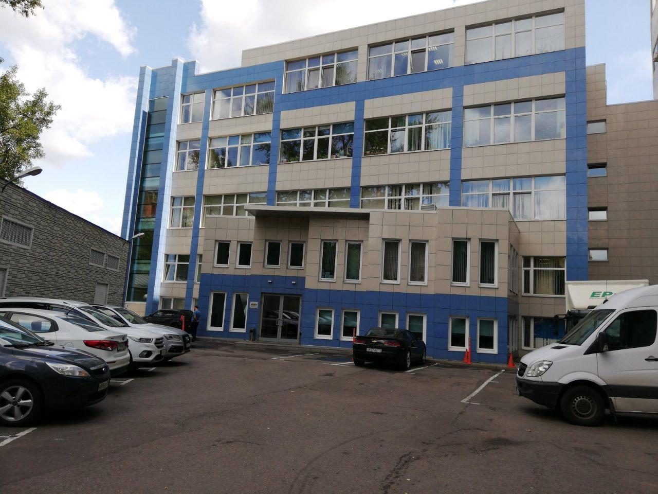 аренда помещений в БЦ на ул. Малая Семёновская, 3Ас2