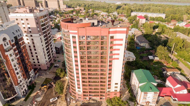 жилой комплекс пр. Комсомольский, 38