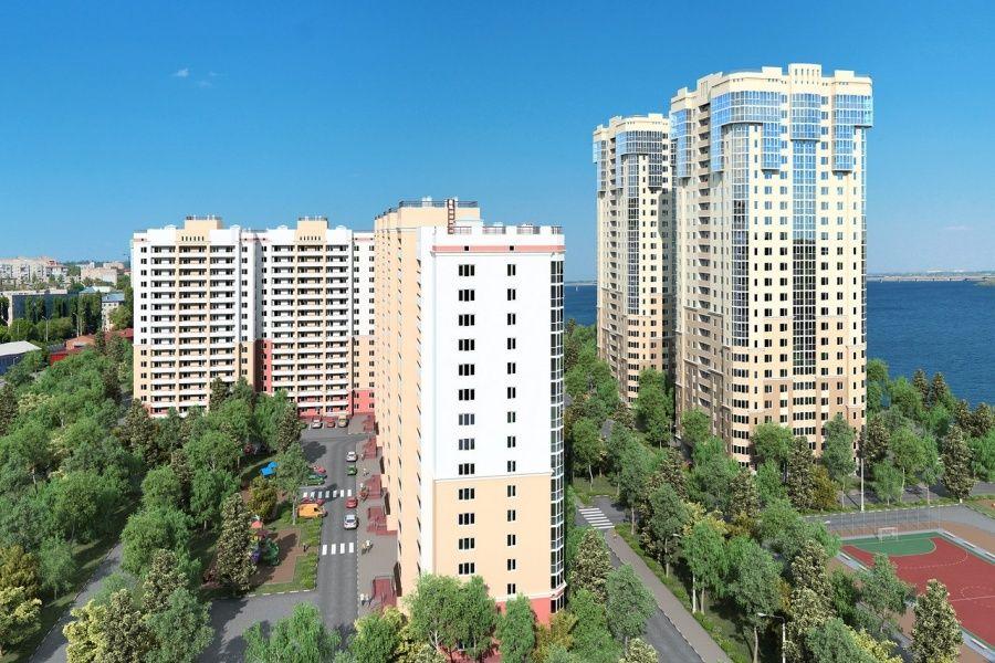 жилой комплекс Улеши