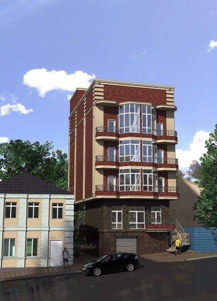 1-я Фотография ЖК «Богатяновский дворик»