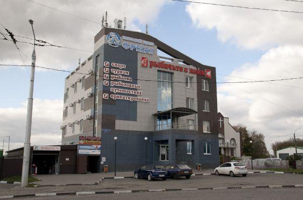Торгово-офисный комплекс Фрегат