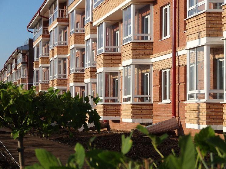 жилой комплекс Современник (1 очередь, БС 1 - 12)