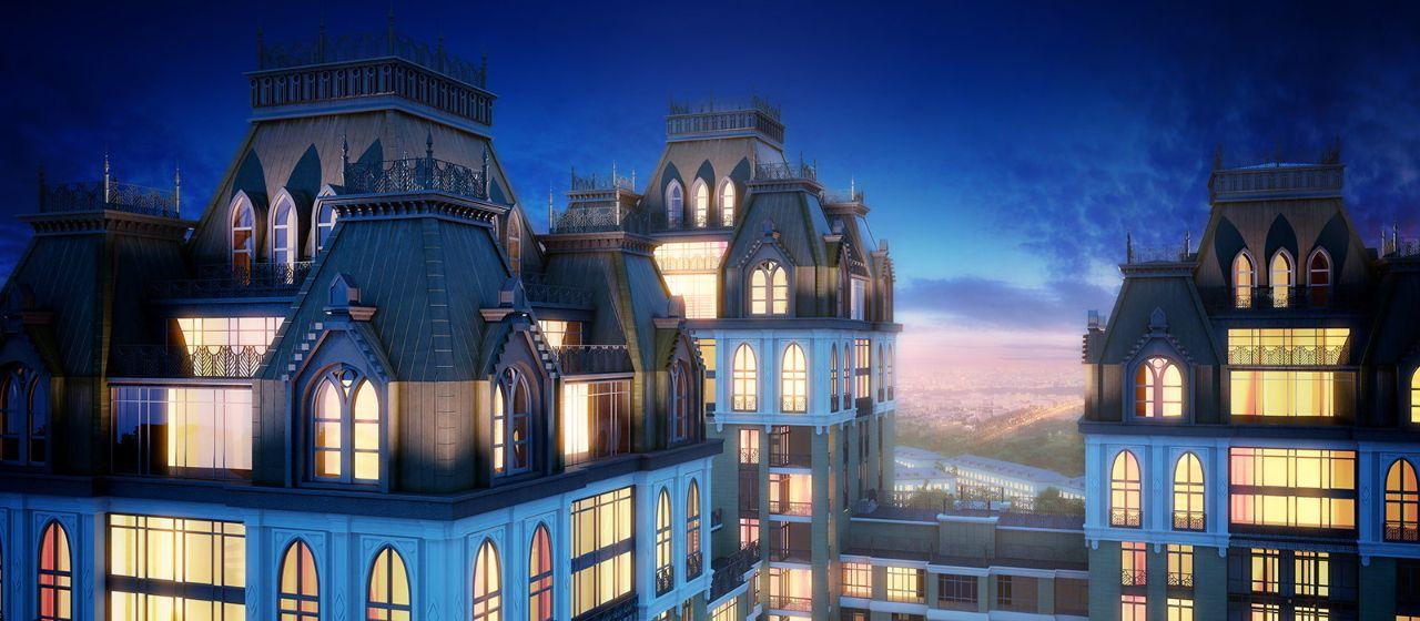 жилой комплекс Соколиный форт