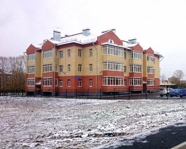 жилой комплекс Новый, 3