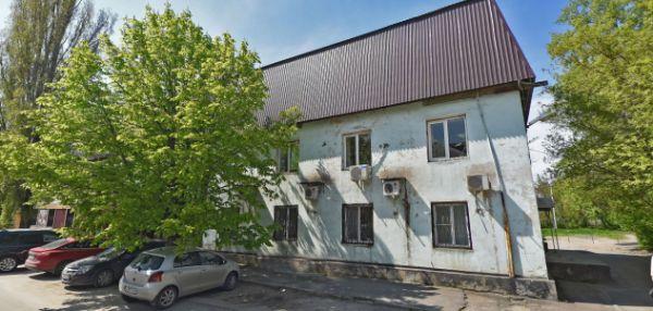 Бизнес-центр на ул. Суворова, 28