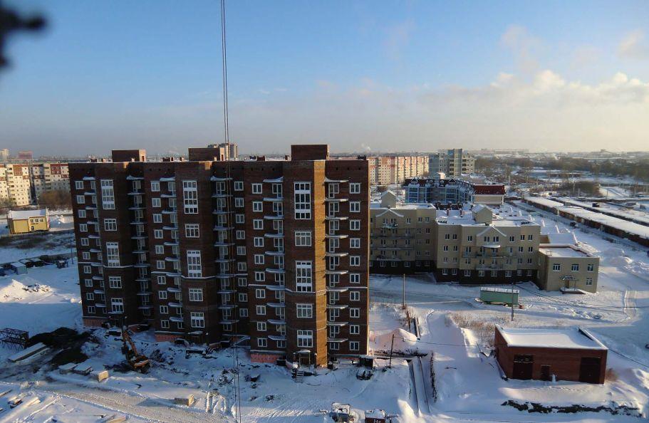купить квартиру в ЖК Солнечный берег