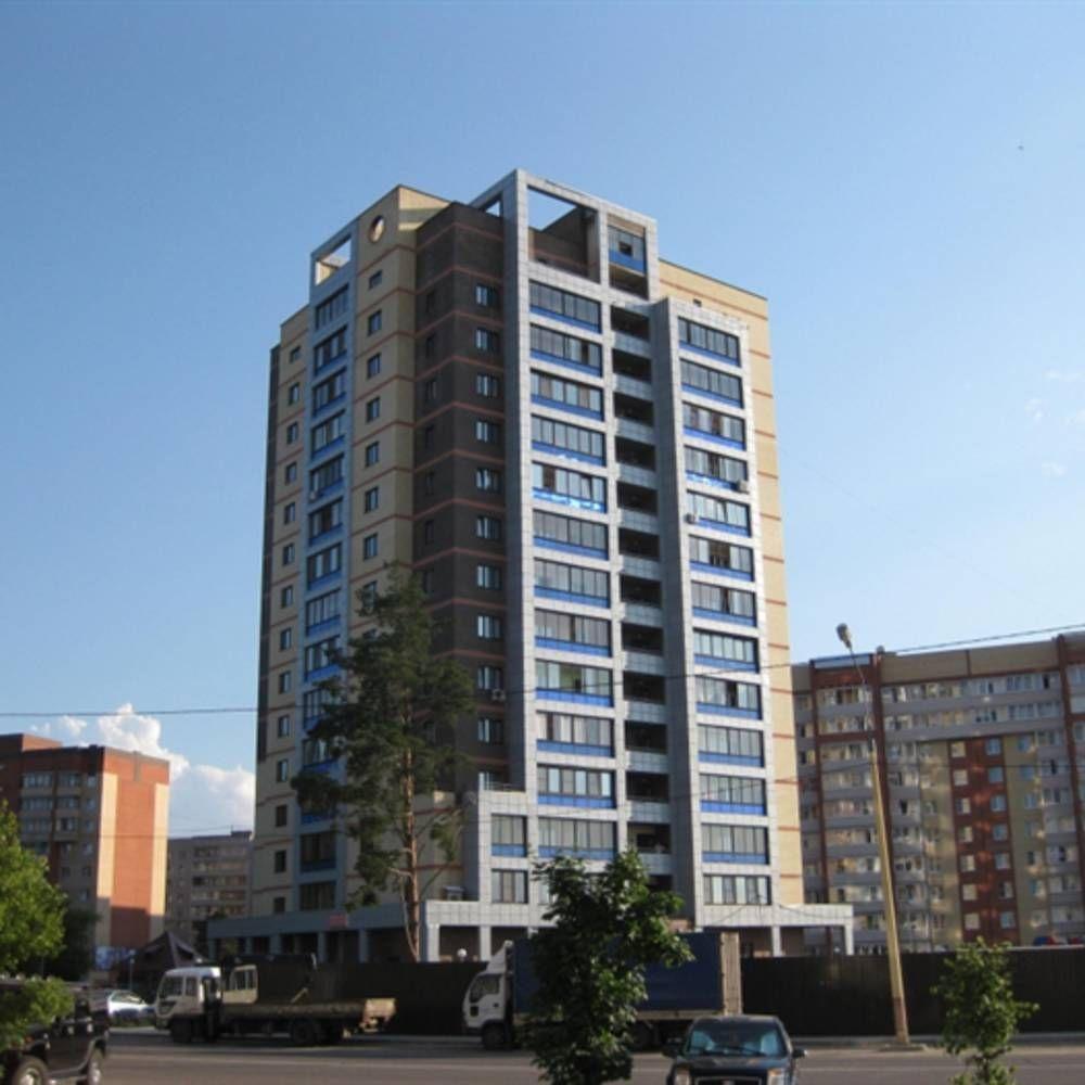 жилой комплекс на ул. Вернова