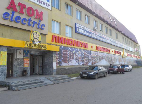 Торгово-офисный комплекс Норд