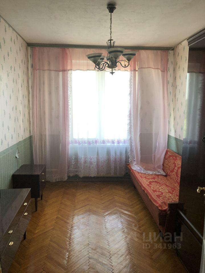 Продаю четырехкомнатную квартиру 62.3м² Москва, ЗелАО, р-н Старое Крюково, Зеленоград, мкр. 9-й, к918 - база ЦИАН, объявление 241752350