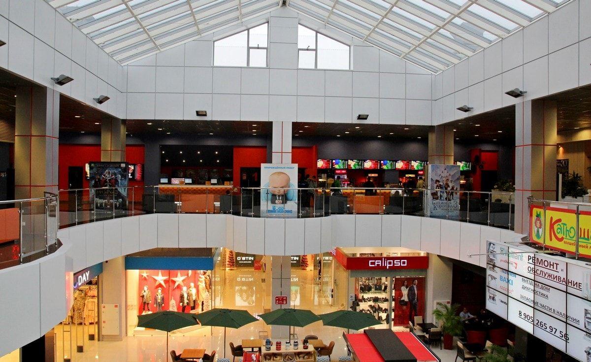 Торгово-развлекательном центре City Plaza (Сити Плаза)
