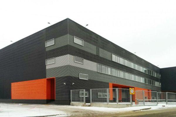 Производственно-складской комплекс Фадеева 47