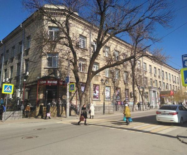 Торгово-офисный комплекс на ул. Московская, 63
