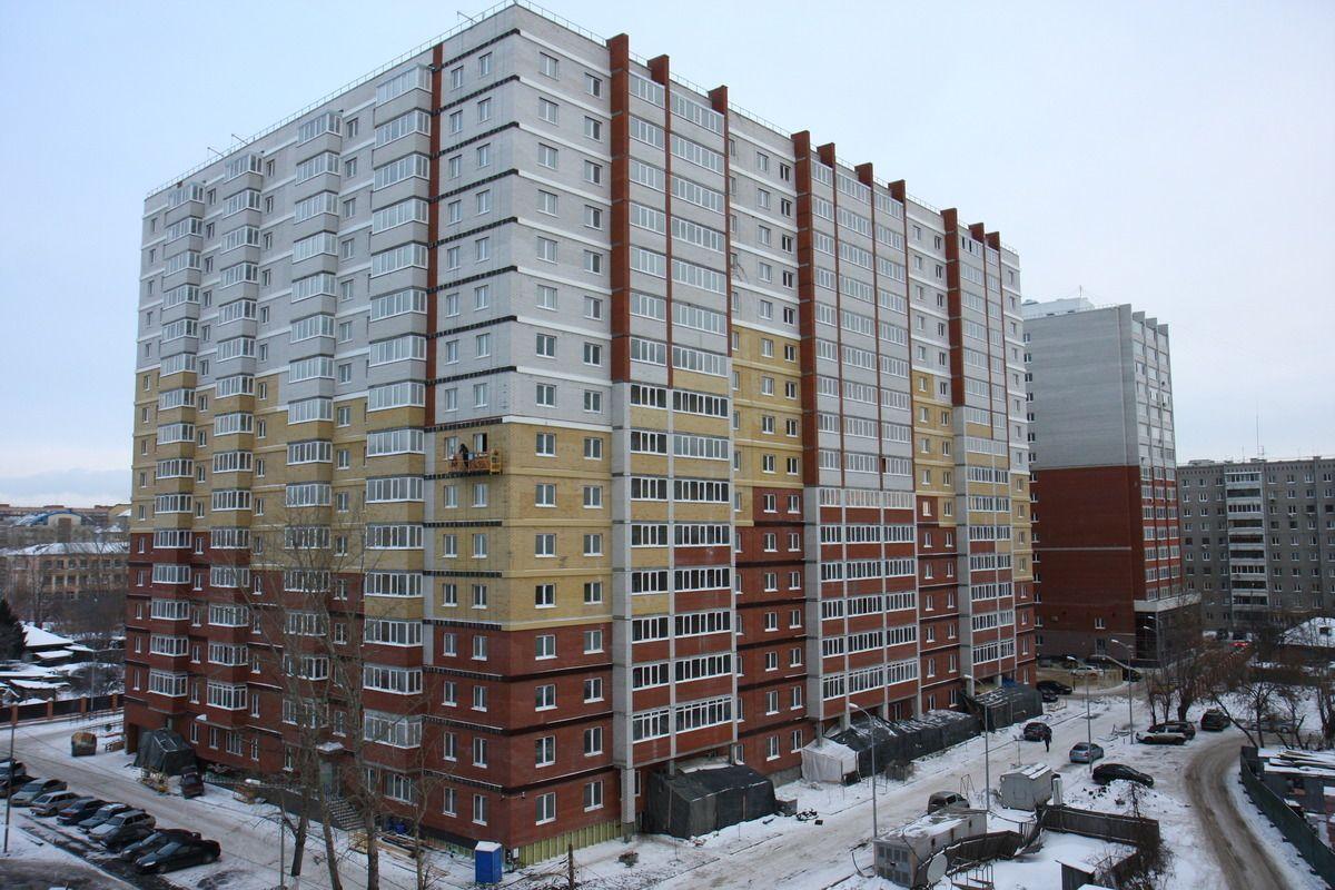 купить квартиру в ЖК По ул. Салтыкова-Щедрина