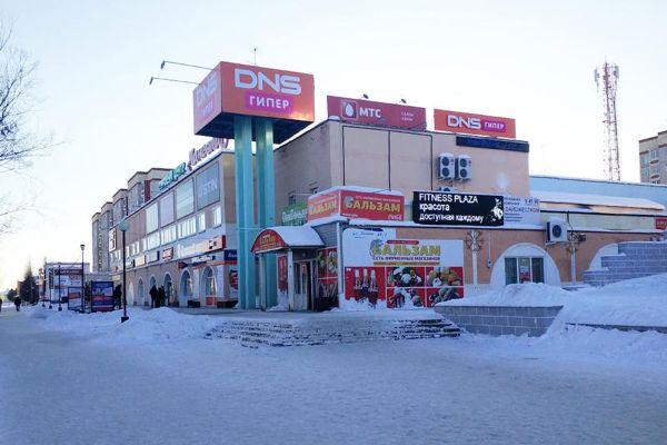 Торговый центр Лангепас