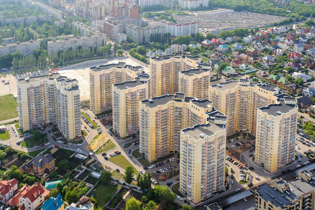 фото ЖК ул. Шишкова