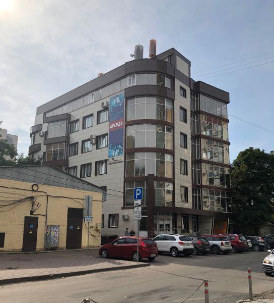 Офисное здание в Бакунинском переулке, 1