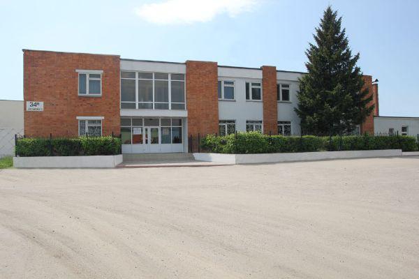 Административное здание на ул. Олега Кошевого, 34Б