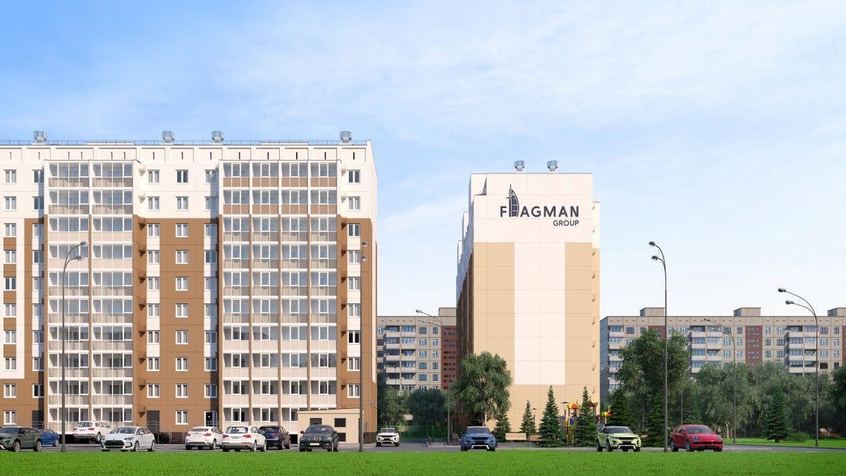 продажа квартир Дома на Косарева