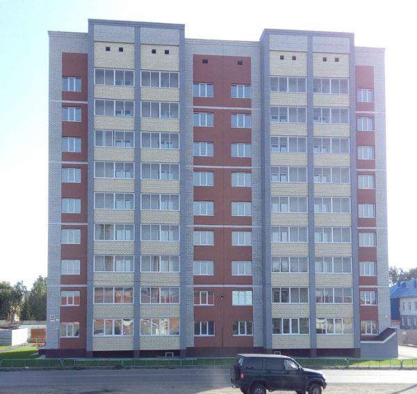 1-я Фотография ЖК «ул. Деповская, 36»