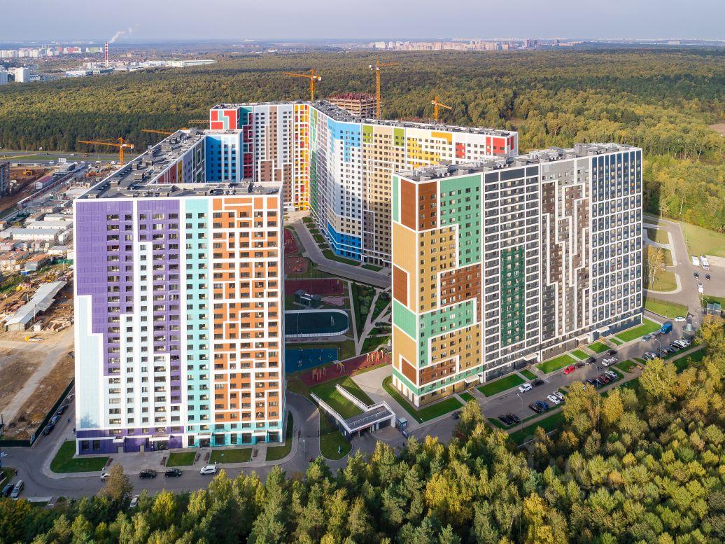 1-к кв. Москва Старокрымская  (48 м²)