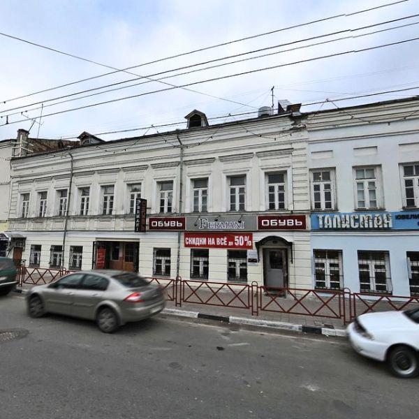 Особняк на ул. Большая Октябрьская, 34