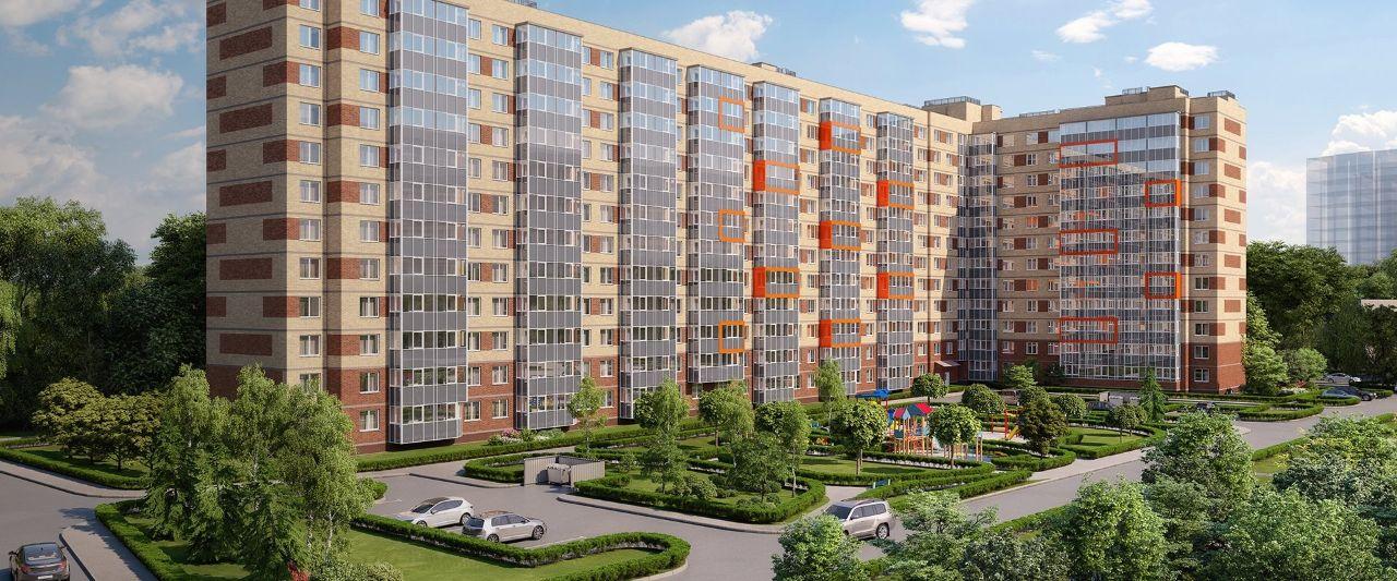 купить квартиру в ЖК Мурино 2020