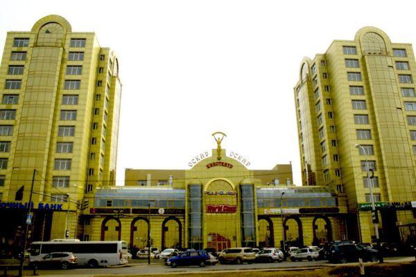 Торгово-офисный комплекс Золотые башни