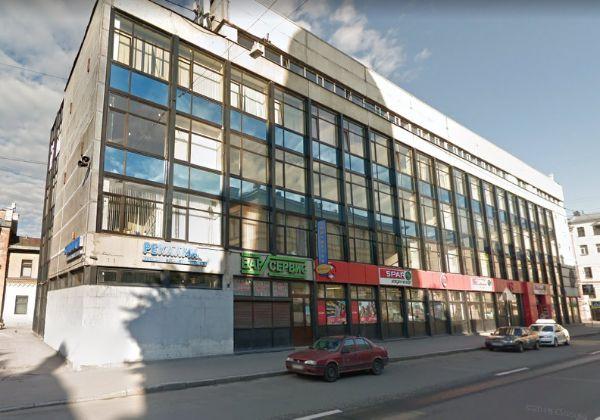 Торгово-офисный комплекс на Лермонтовском проспекте, 1
