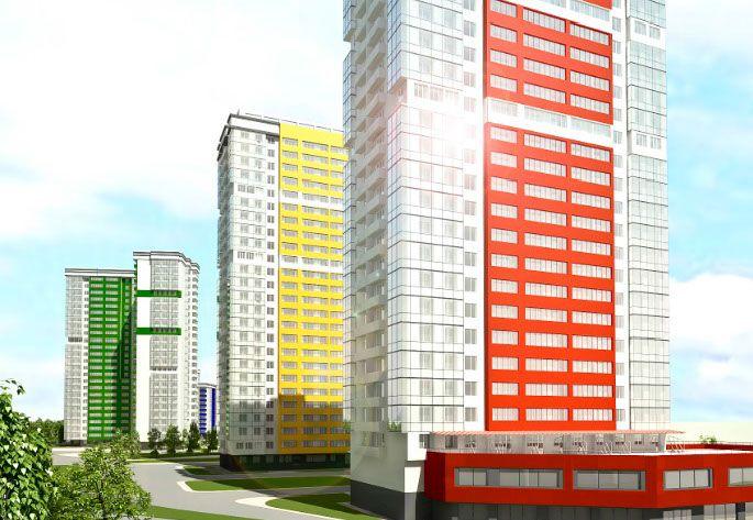 продажа квартир Изумрудный город