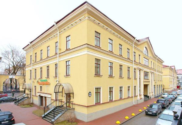 Бизнес-центр Орлов