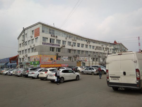 Деловой центр Гавань